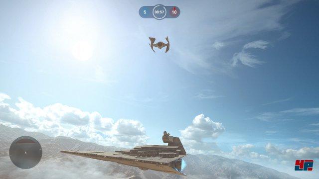 Screenshot - Star Wars Battlefront (PlayStation4) 92516835