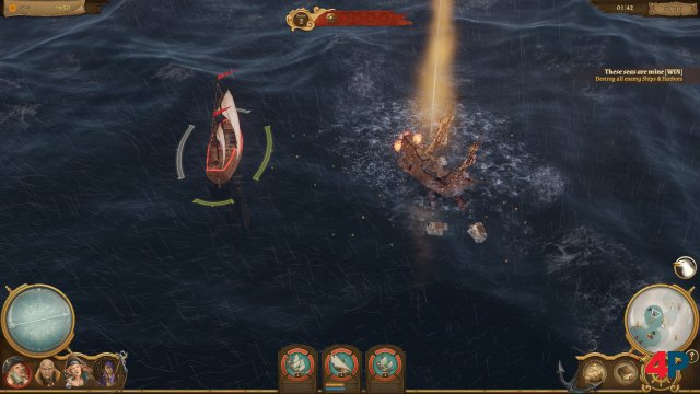 Screenshot - Of Ships & Scoundrels (PC) 92600774