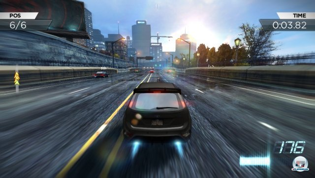 Screenshot - Need for Speed: Most Wanted (iPhone) 92418172