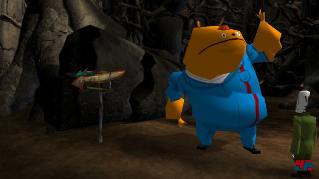 Screenshot - Grim Fandango (Mac) 92498282