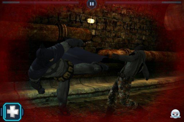 Screenshot - Batman: Arkham City Lockdown (iPhone) 2298347