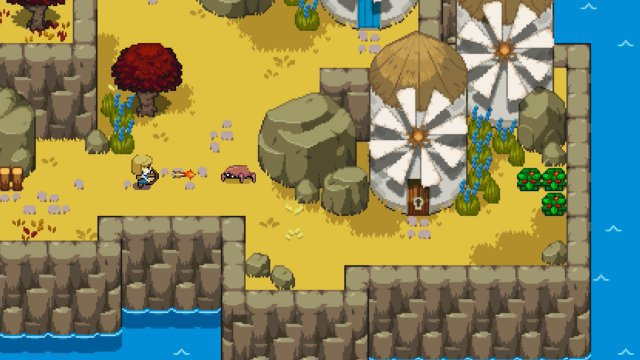 Screenshot - Ocean's Heart (PC) 92624967
