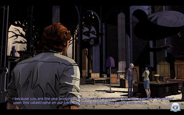 Screenshot - The Wolf Among Us - Episode 1: Faith (360) 92470652