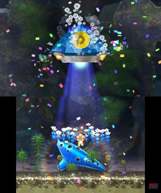 Screenshot - Hey! Pikmin (3DS) 92550142