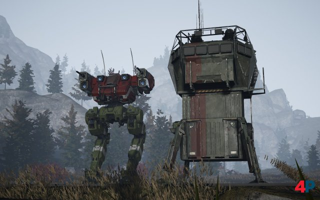 Screenshot - MechWarrior 5: Mercenaries (PC) 92602630
