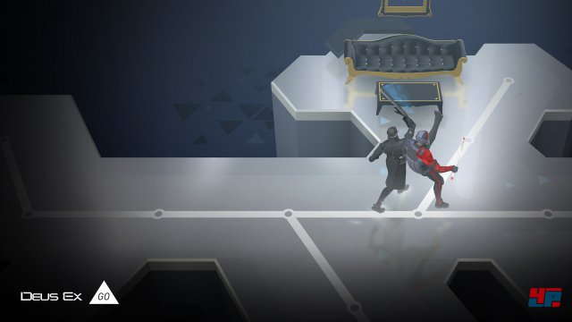 Screenshot - Deus Ex Go (Android) 92527242