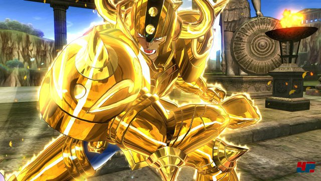 Screenshot - Saint Seiya: Soldiers' Soul (PC) 92505201