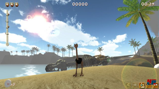 Screenshot - Ostrich Island: Escape from Paradise (PC)