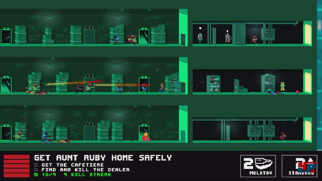 Screenshot - Not A Hero (XboxOne) 92525495