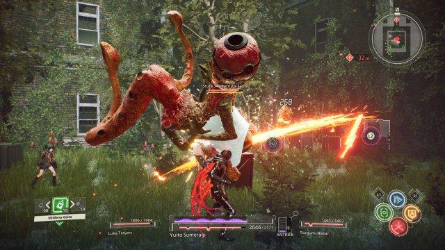 Screenshot - Scarlet Nexus (PlayStation5) 92645784