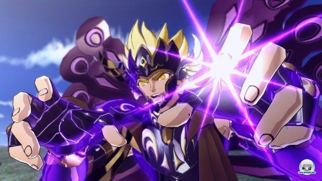 Screenshot - Saint Seiya: Brave Soldiers (PlayStation3) 92470554