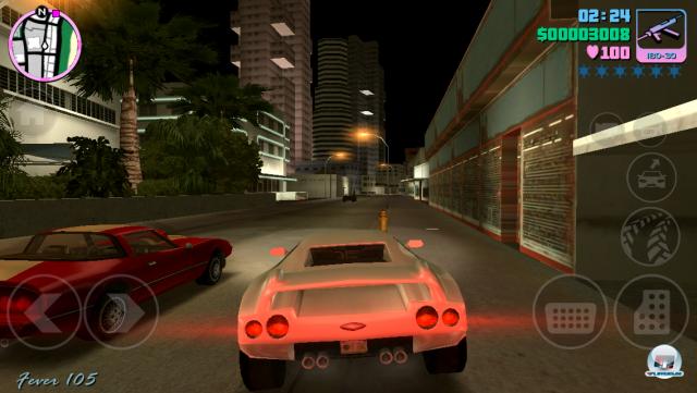 Screenshot - Grand Theft Auto: Vice City (iPhone) 92430707