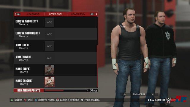 Screenshot - WWE 2K15 (PlayStation4) 92495754