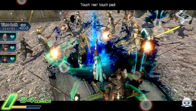 Screenshot - Dynasty Warriors: Next (PS_Vita) 2323782