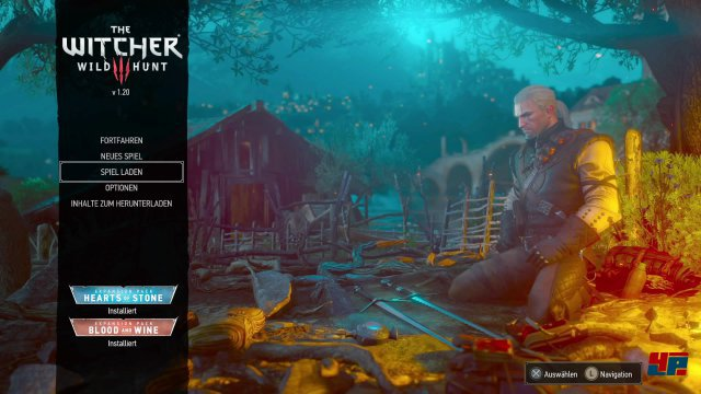 Screenshot - The Witcher 3: Wild Hunt - Blood and Wine (PlayStation4) 92526634