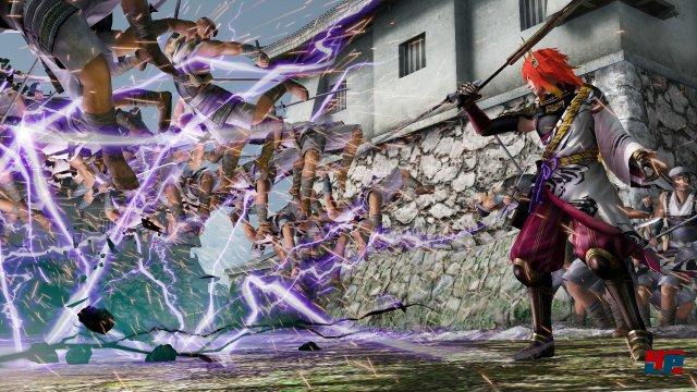 Screenshot - Samurai Warriors 4 (PlayStation4) 92492957