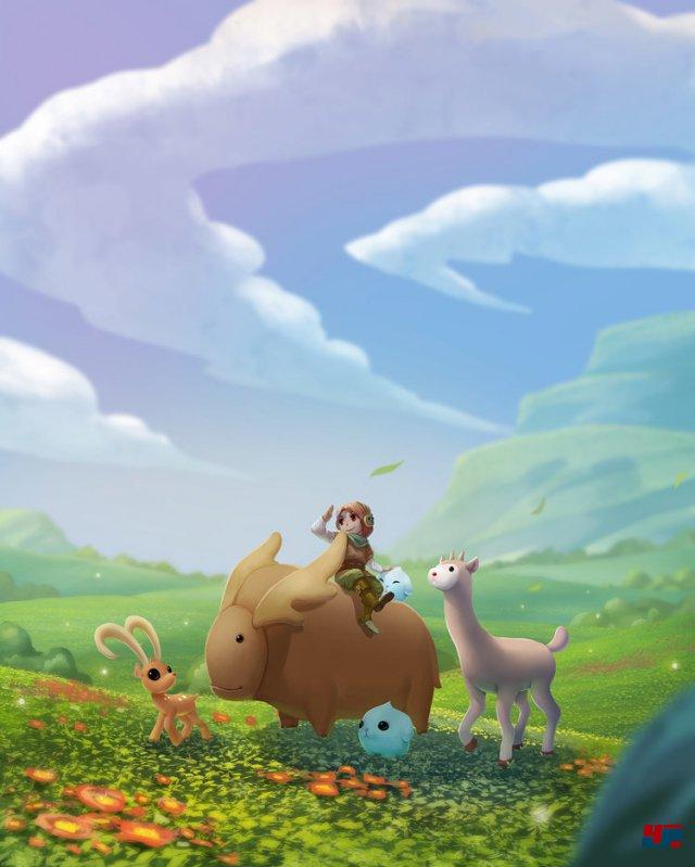 Screenshot - Yonder: The Cloud Catcher Chronicles  (PC) 92537279