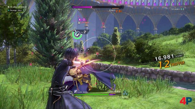 Screenshot - Sword Art Online: Alicization Lycoris (PS4) 92620129