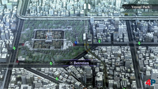 Screenshot - Shin Megami Tensei 3 Nocturne HD Remaster (PS4)