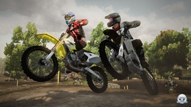 Screenshot - MX vs. ATV: Alive (360)