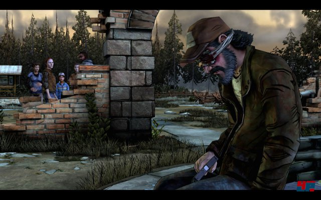 Screenshot - The Walking Dead 2 - Episode 4: Amid the Ruins (PC)