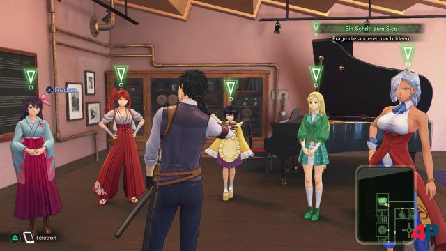 Screenshot - Sakura Wars (PS4) 92612270