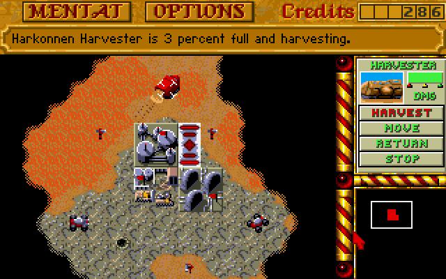 Mit Dune 2: Der Kampf um Arrakis legte Westwood den Grundstein für die Echtzeitstrategie.