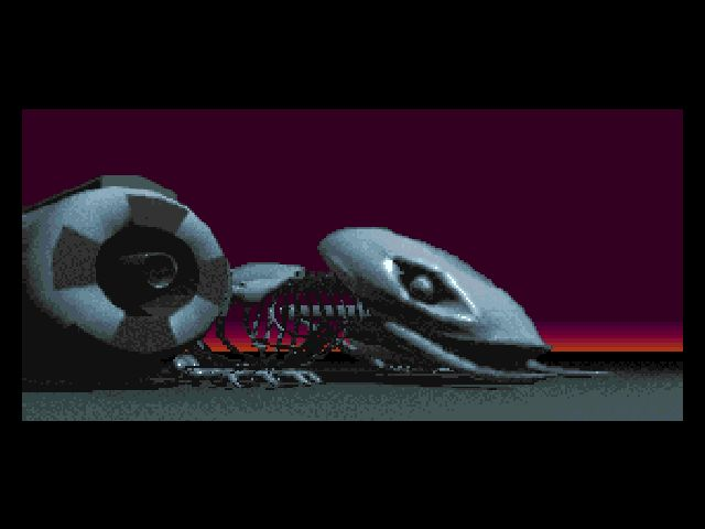 Killing Game Show / Fatal Rewind (1990) <br><br> Noch unter dem Namen Raising Hell Software produzierte man 1990 für Psygnosis den Run and Gun-Shooter The Killing Game Show, der für Amiga und Atari ST erschien. Darin steuerte man ein bewaffnetes Roboter-Wesen, das rennen, springen und sogar an Wänden klettern konnte. Das Ziel bestand darin, das Ende des Levels zu erreichen, bevor einem der steigende Säurepegel die metallische Haut verätzt. Eine Besonderheit bestand darin, dass man nach dem Verlust eines Lebens eine Wiederholung seiner Leistungen gezeigt bekommen hat, die man auch schnell vorspulen konnte. Auf Knopfdruck durfte man an einer gewünschten Stelle wieder ins Spiel einsteigen. Um der Mechanik Rechnung zu tragen, hörte die Umsetzung für Segas Mega Drive auf den Namen Fatal Rewind. 2199347