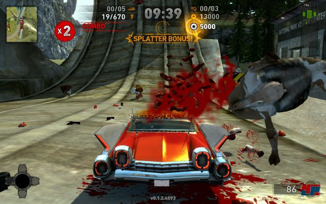 Screenshot - Carmageddon: Reincarnation (PC) 92506245
