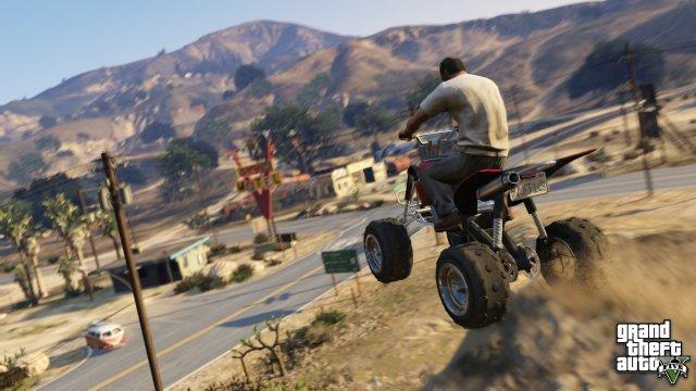 Screenshot - Grand Theft Auto V (360) 92437842
