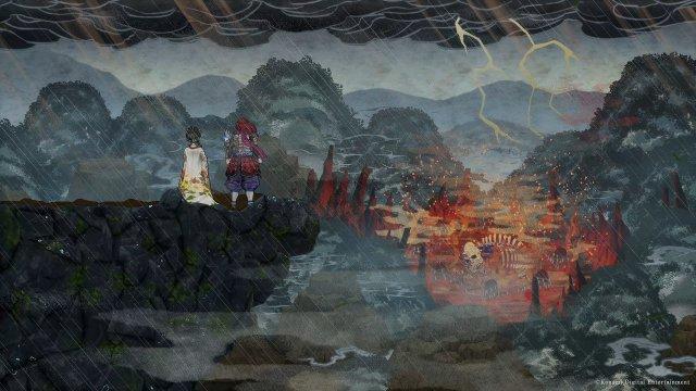 Screenshot - GetsuFumaDen: Undying Moon (PC, Switch) 92639429