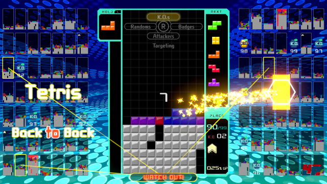 Screenshot - Tetris 99 (Switch)