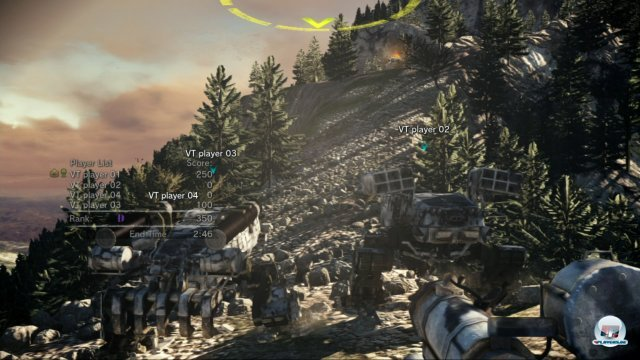 Screenshot - Steel Battalion: Heavy Armor (360)