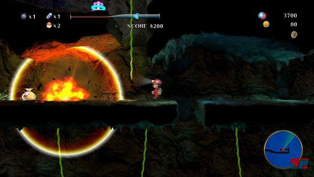 Screenshot - Spelunker Z (PlayStation4) 92499530