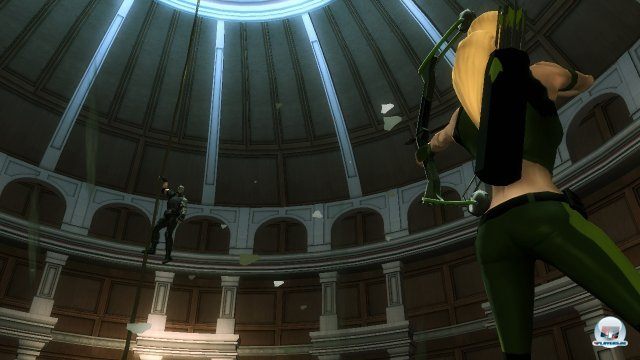Screenshot - Young Justice: Legacy (360) 92462969