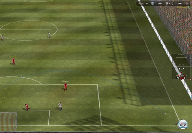 Screenshot - Real Soccer (PC)