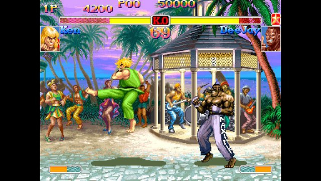 Screenshot - Capcom Arcade Stadium (Switch) 92635213