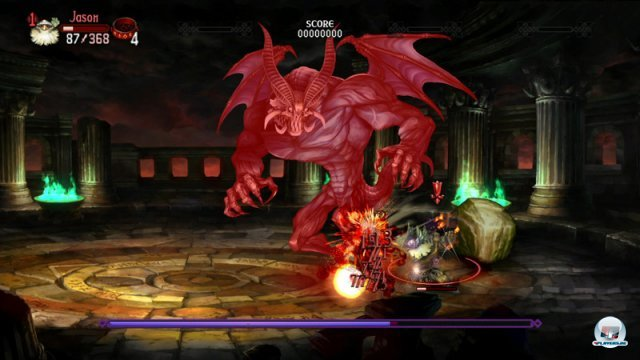 Screenshot - Dragon's Crown (PlayStation3) 92459528