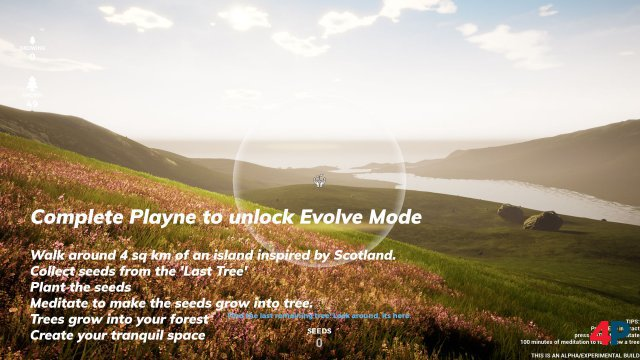Screenshot - PLAYNE: The Meditation Game (PC)