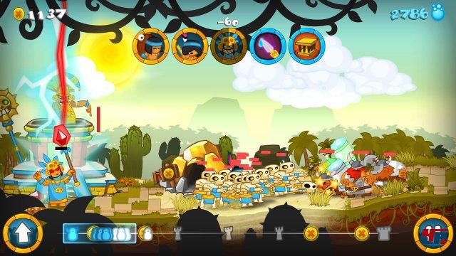Screenshot - Swords & Soldiers (Switch)