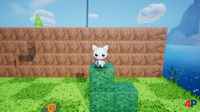 Screenshot - Neko Ghost, Jump! (PC)