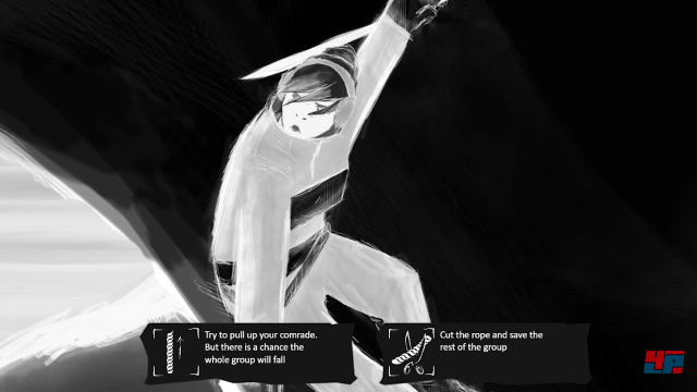 Screenshot - The Man Came Around (Mac)