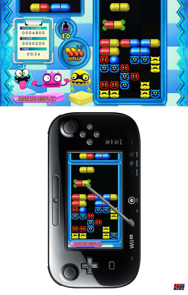 Screenshot - Dr. Luigi (Wii_U)