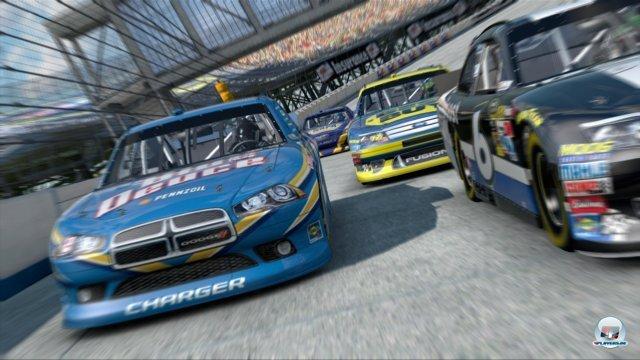Screenshot - NASCAR The Game: Inside Line (PlayStation3)