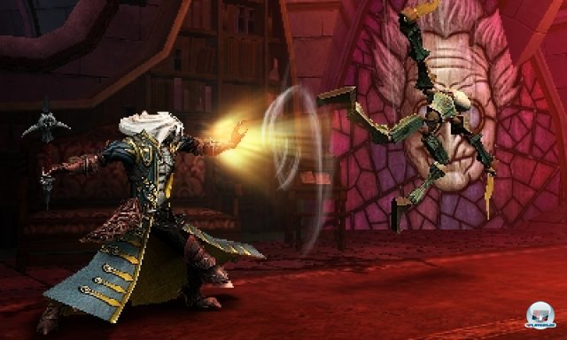 Screenshot - Castlevania: Lords of Shadow - Mirror of Fate (3DS) 2384517