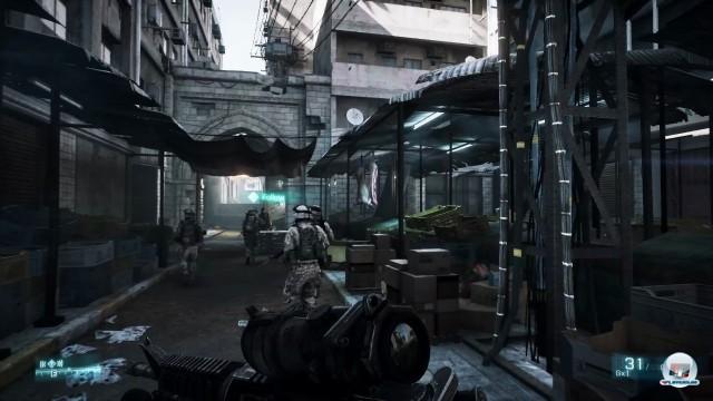 Screenshot - Battlefield 3 (PlayStation3) 2227357