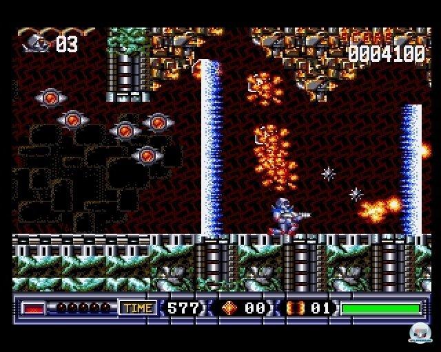 Screenshot - Turrican II (PC) 2301032