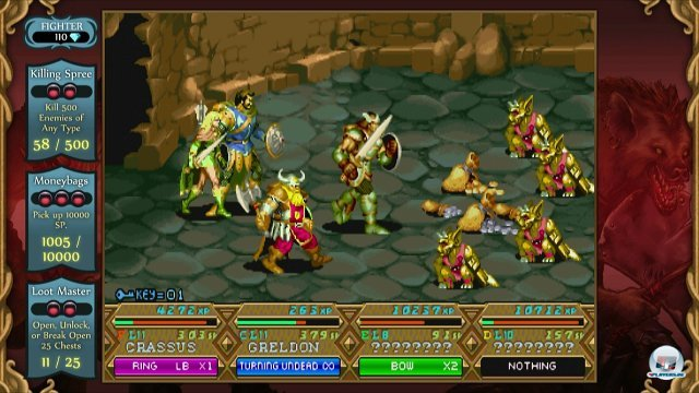 Screenshot - Dungeons & Dragons: Chronicles of Mystara (360) 92461761