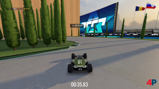 Screenshot - Trackmania (PC)
