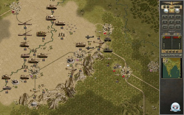 Screenshot - Panzer Corps: Afrika Korps (PC) 92422297